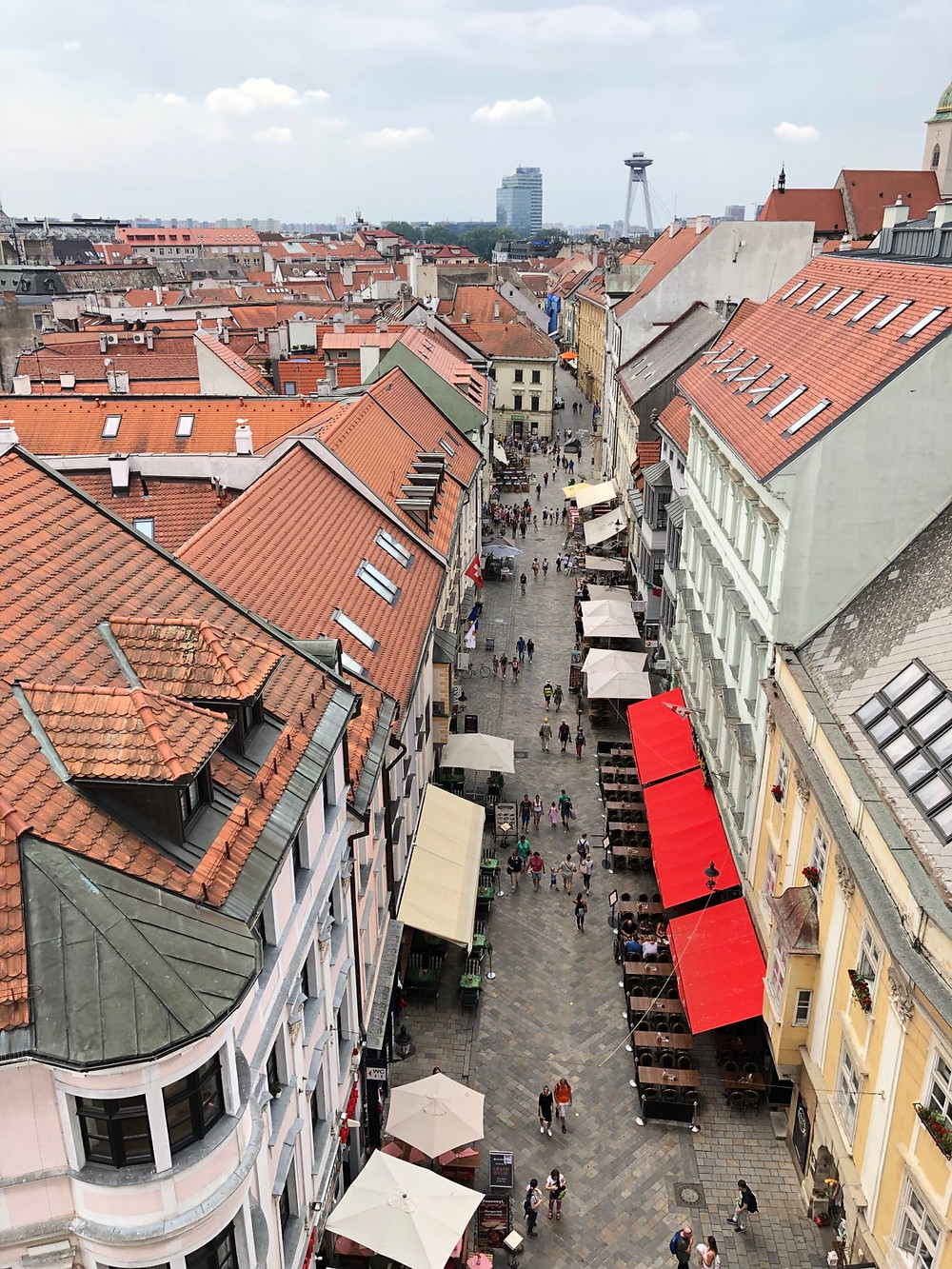 Vistas Puerta San Miguel Bratislava