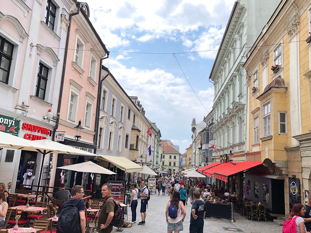 Calle Michalská