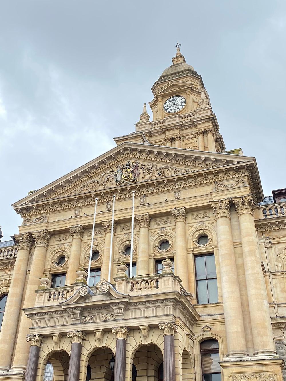 Ayuntamiento Ciudad del Cabo