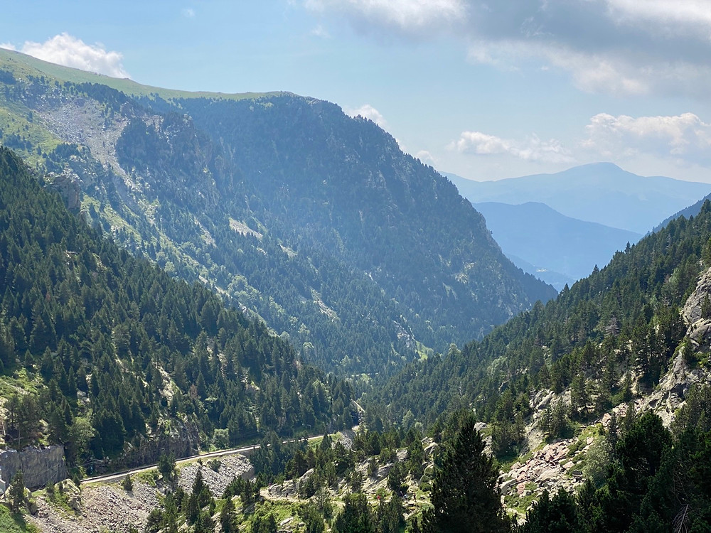 Tren cremallera Vall de Nuria