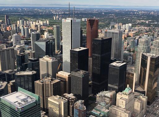 Toronto, el centro financiero de Canadá