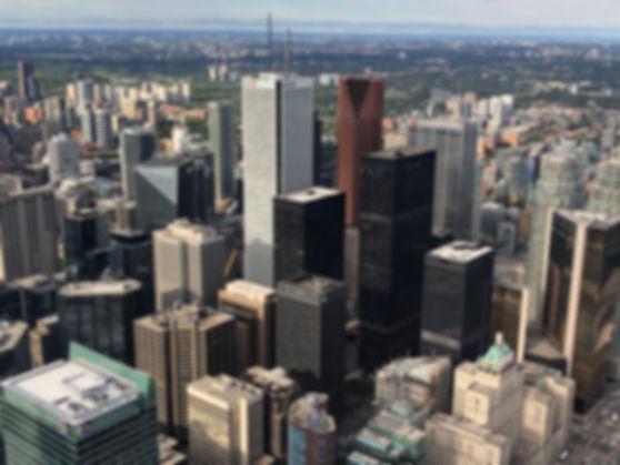 Vista panorámica CN Tower
