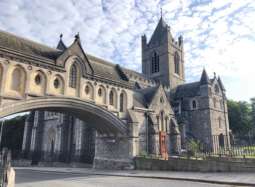 Dublin, la animada e histórica capital de Irlanda