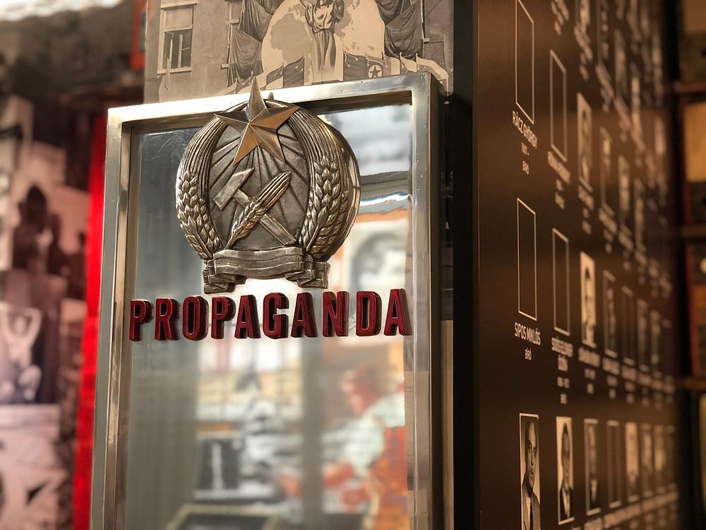 Propaganda en la Hungría comunista