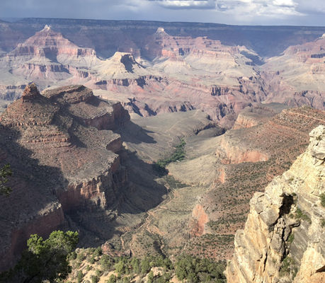 Lugares que ver en Grand Canyon