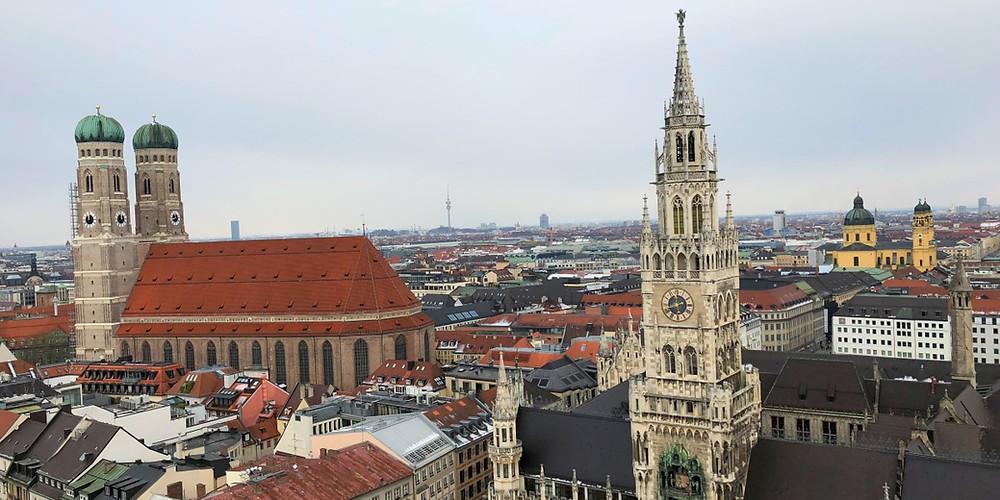 Lugares que ver en Munich
