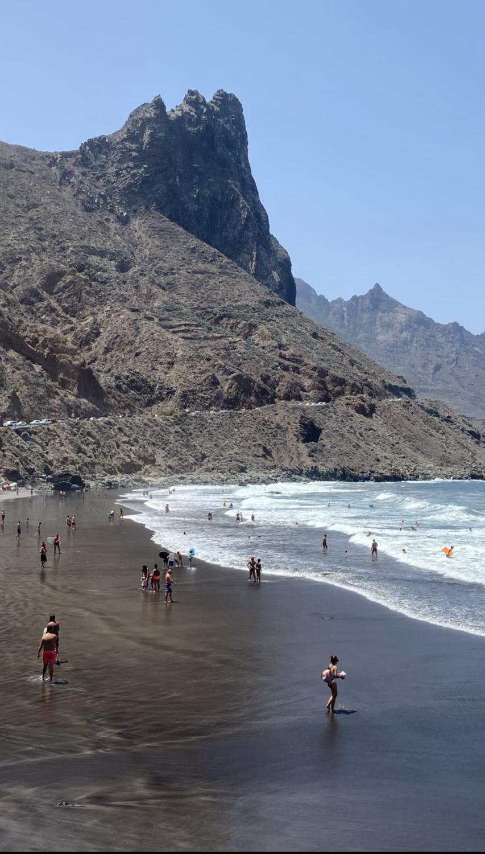 Playa del Roque de las Bodegas Tenerife