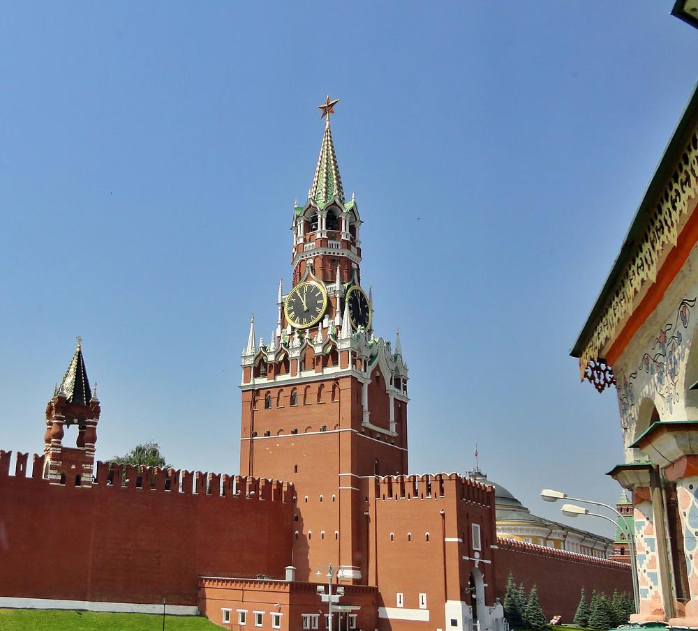 Muralla del Kremlin