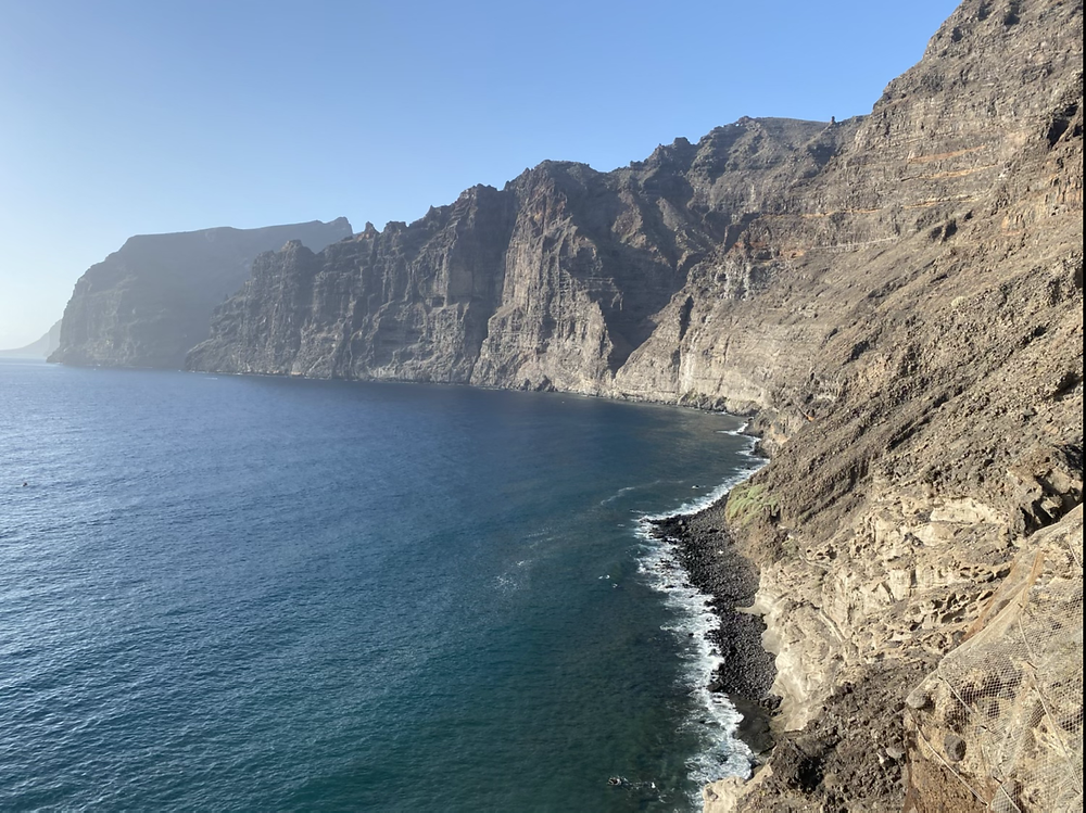 Playa de los Guíos en Tenerife