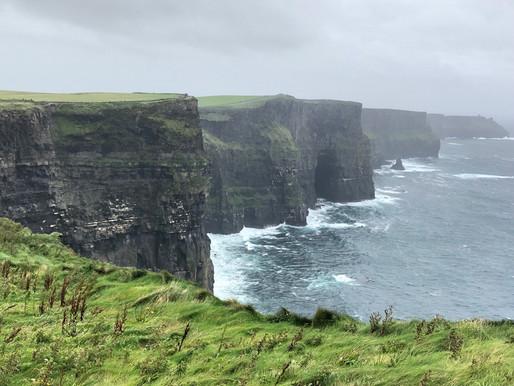 Los Acantilados de Moher, la maravilla de Irlanda