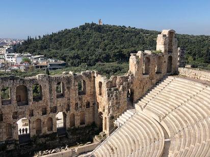 Lugares que ver en Atenas
