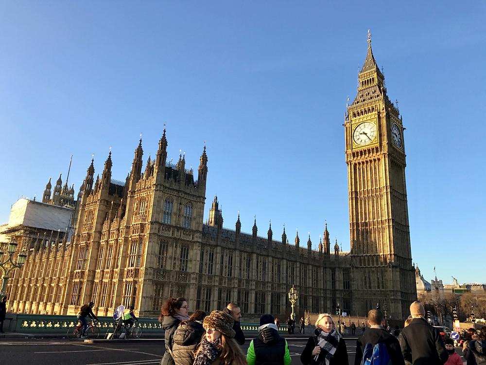 Qué ver y qué hacer en Londres