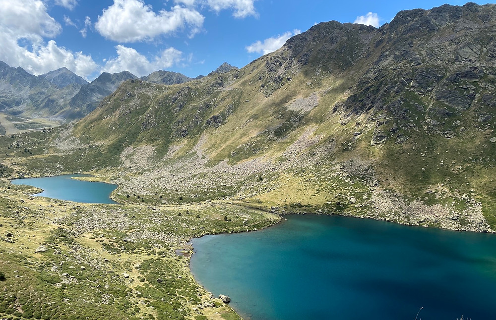 Llacs de Tristaina Andorra