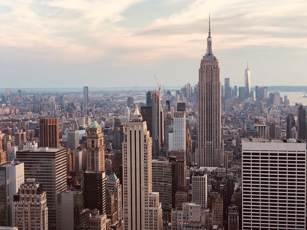25 lugares que ver en Nueva York
