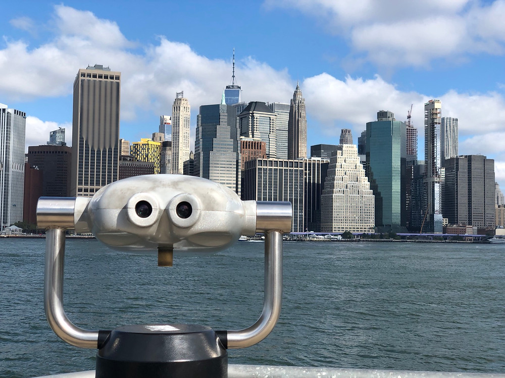 Manhattan desde Old Pier 1