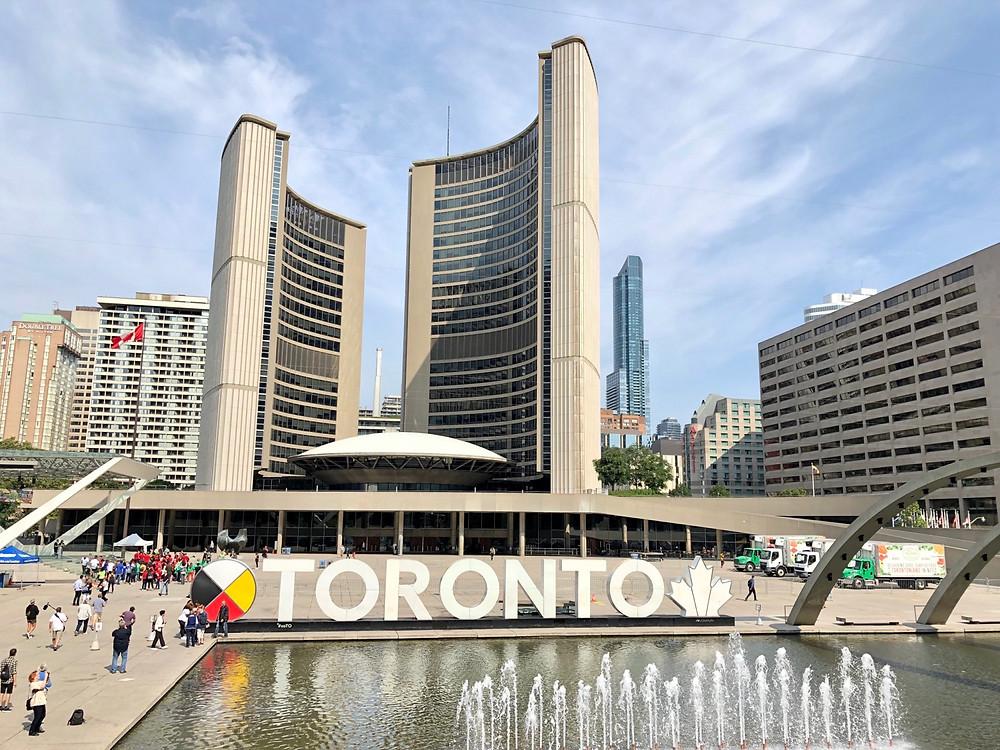 Nuevo Ayuntamiento Toronto