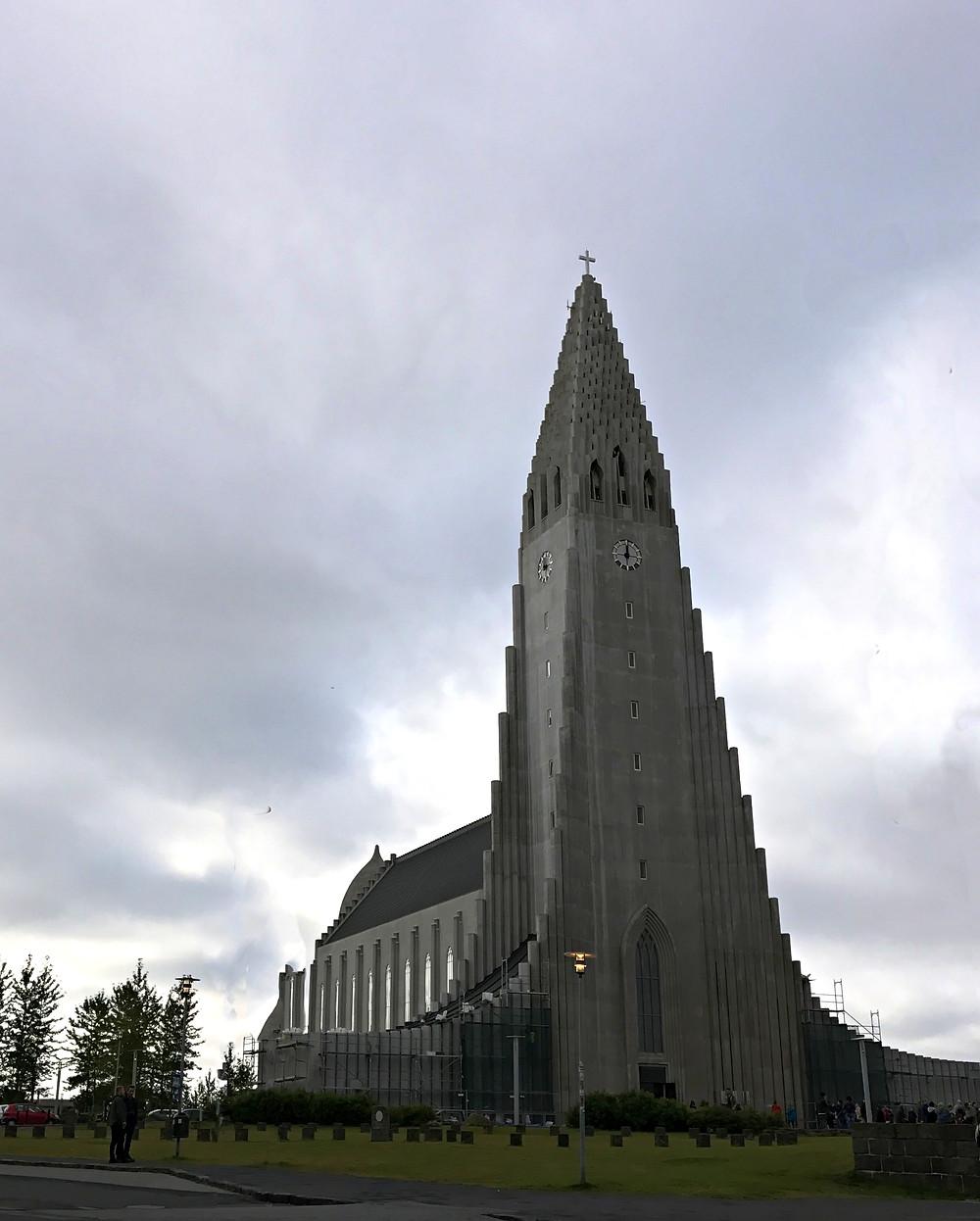 Iceland top spots: Hallgrimskirkja