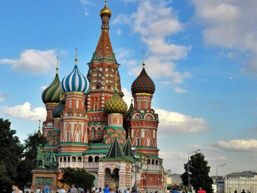 Moscú, tierra de Zares