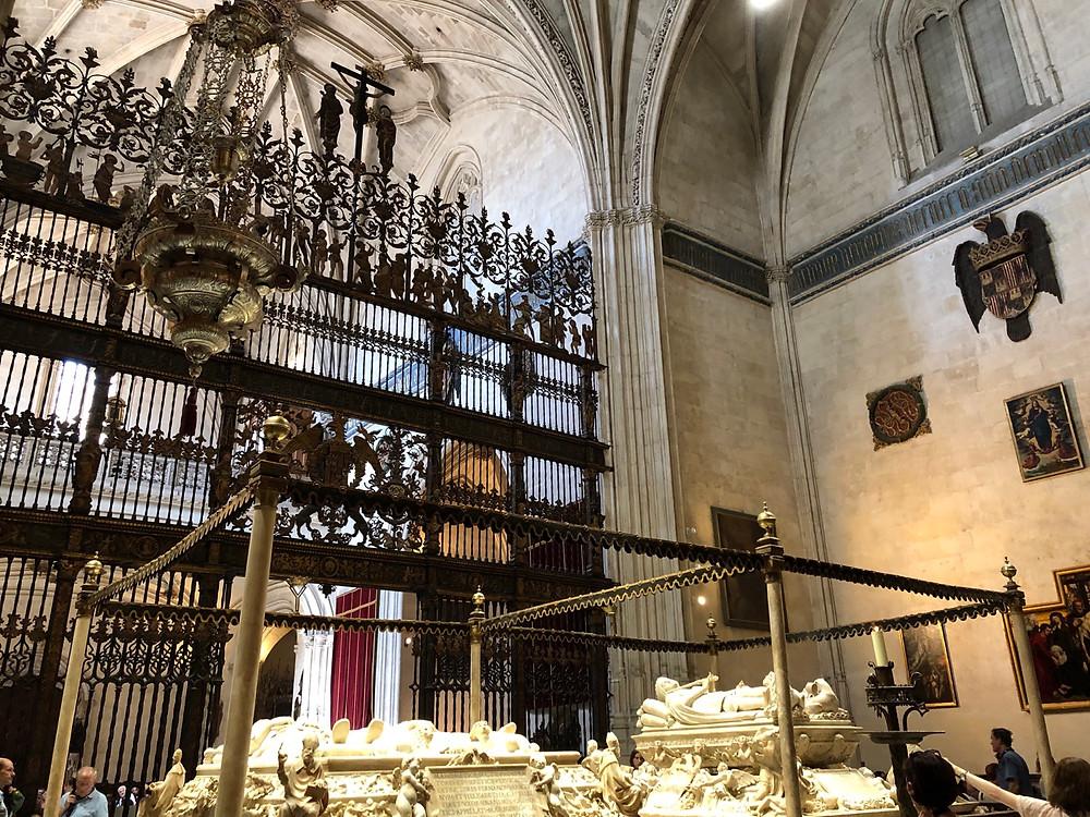 Tumbas Reyes Católicos