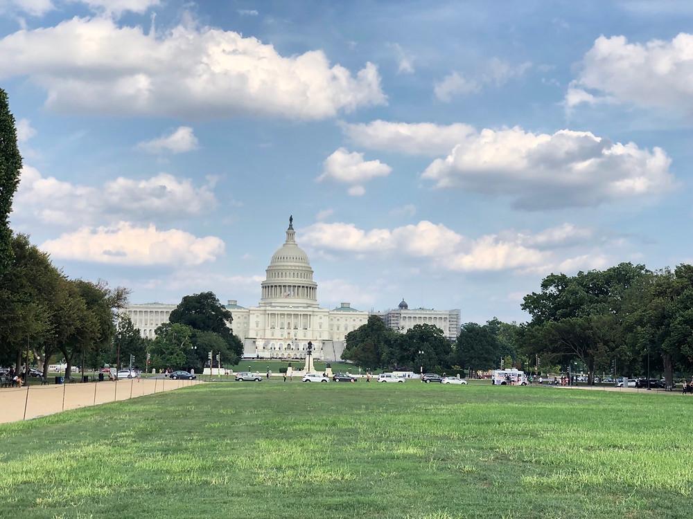 Jardines del Capitolio
