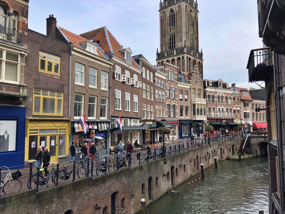 Torre de Dom en Utrecht