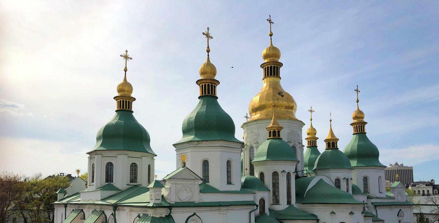 Lugares que ver en Ucrania