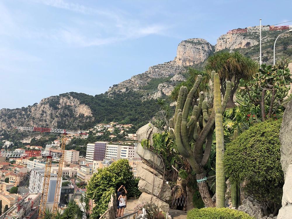 Jardin exotico Monaco