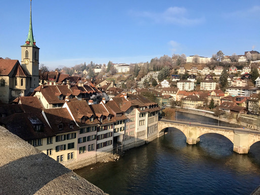 Berna, la medieval capital de Suiza