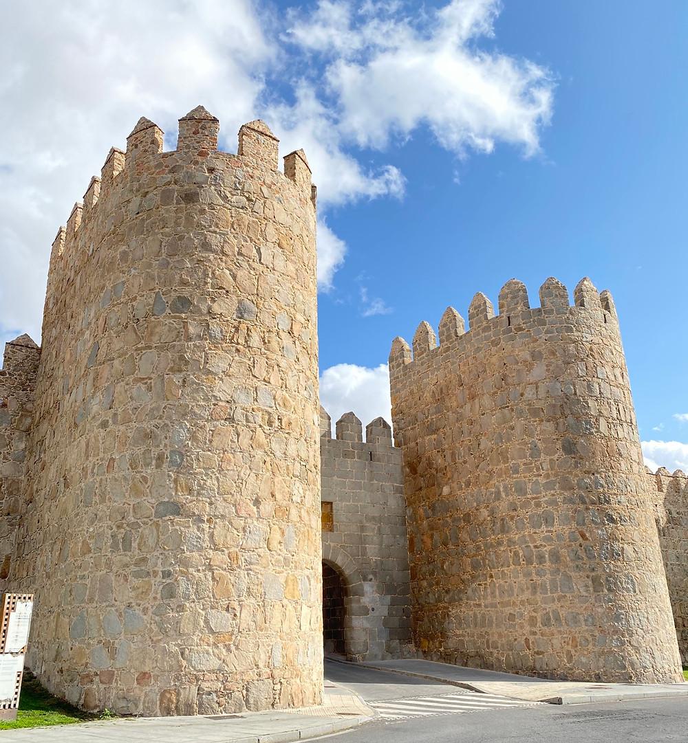 Puerta de la Adaja Ávila