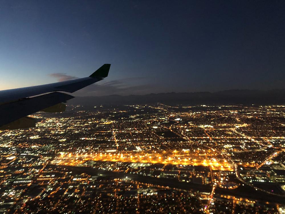 Los Ángeles de noche