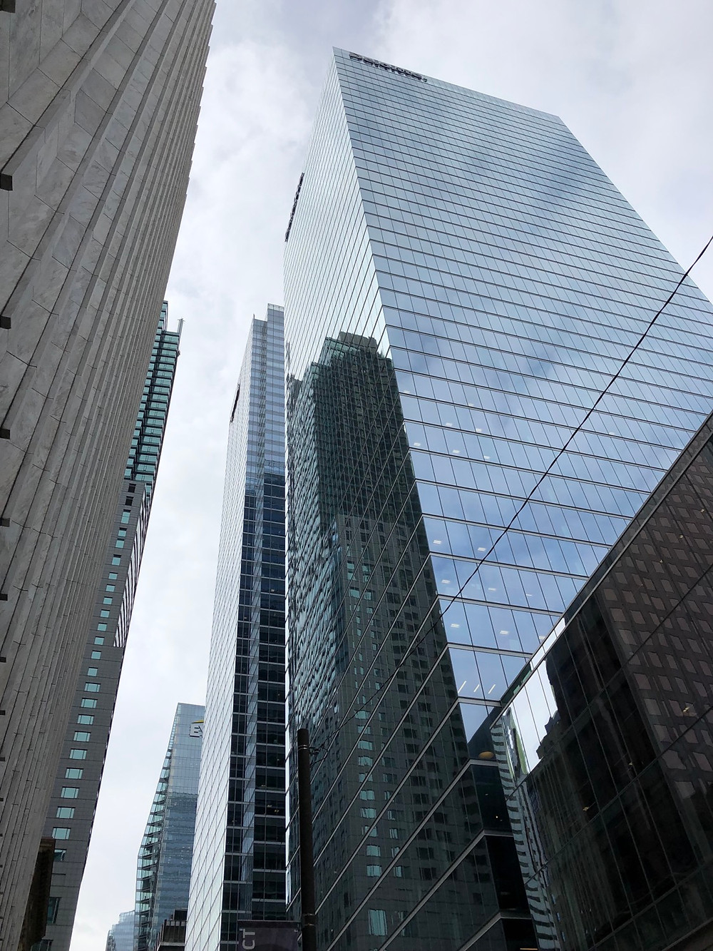 Deloitte Building Toronto