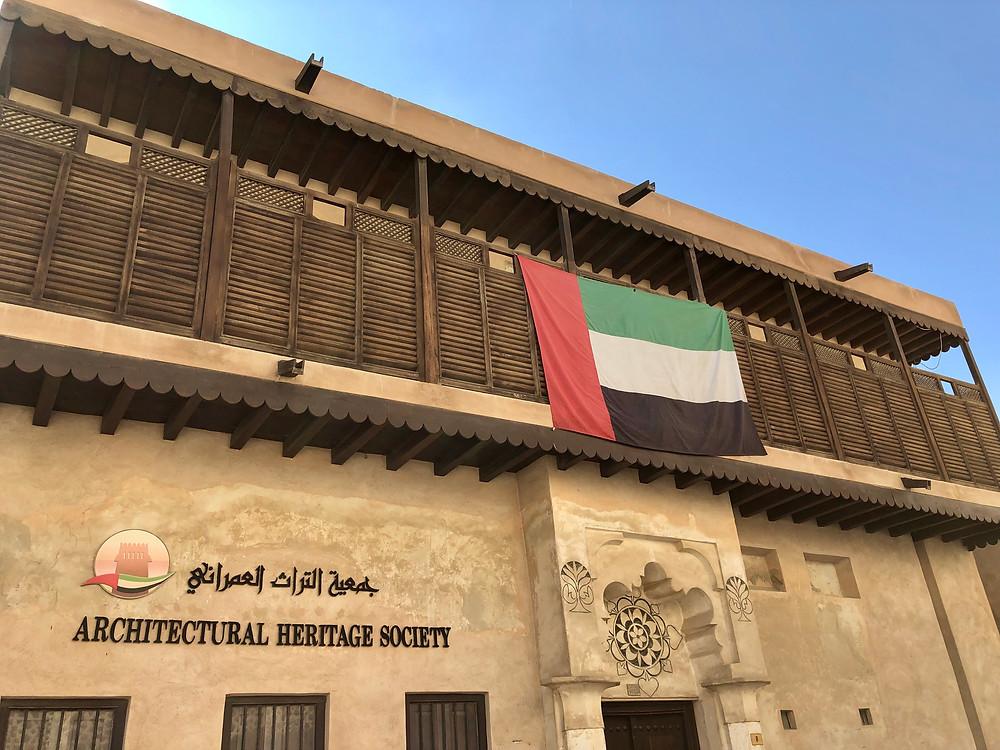 Edificio de la asociación de arquitectos históricos