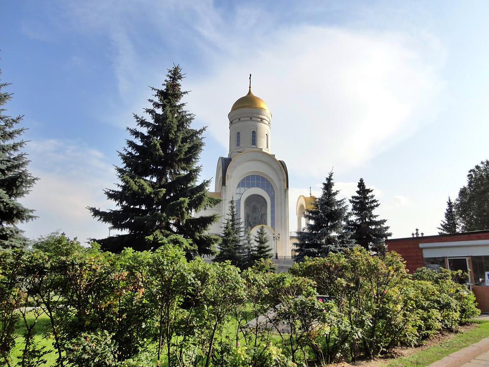Church of St. George the Victorious on Poklonnaya Hill