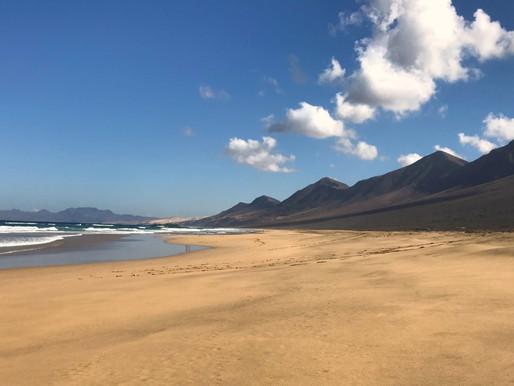 Fuerteventura, verano en Diciembre