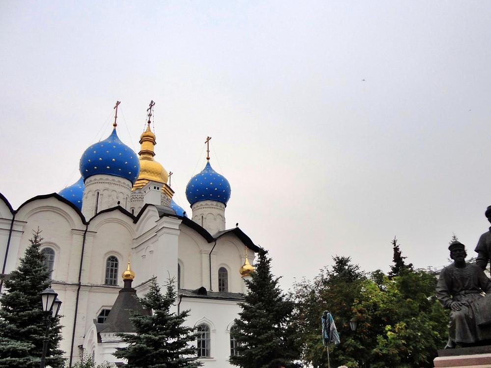 Catedral de la Anunciación Kazan