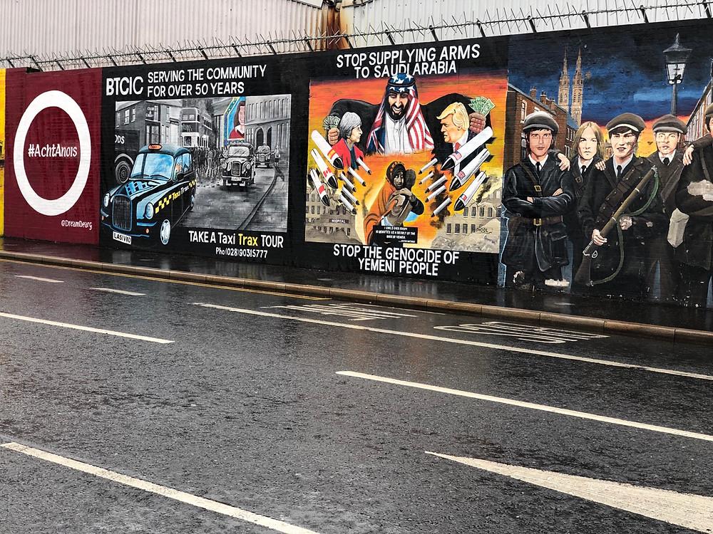 Historia IRA