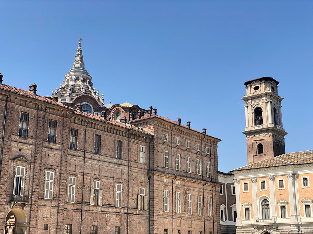 Edificio Palacio Real