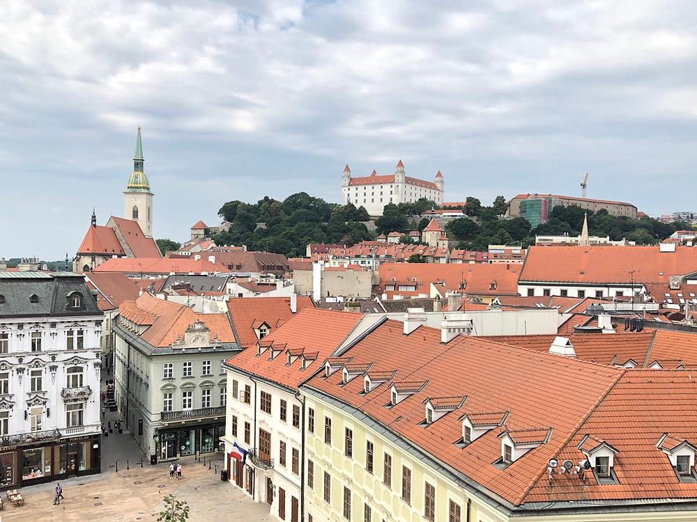 Casco histórico Bratislava