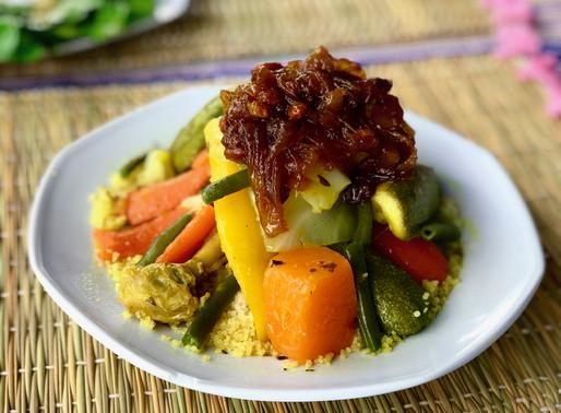 Comer en Restaurante Sofia (Chefchaouen)