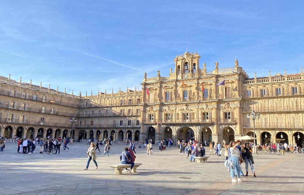 Lugares que ver en Salamanca