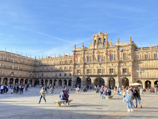 12 lugares que no te puedes perder en Salamanca