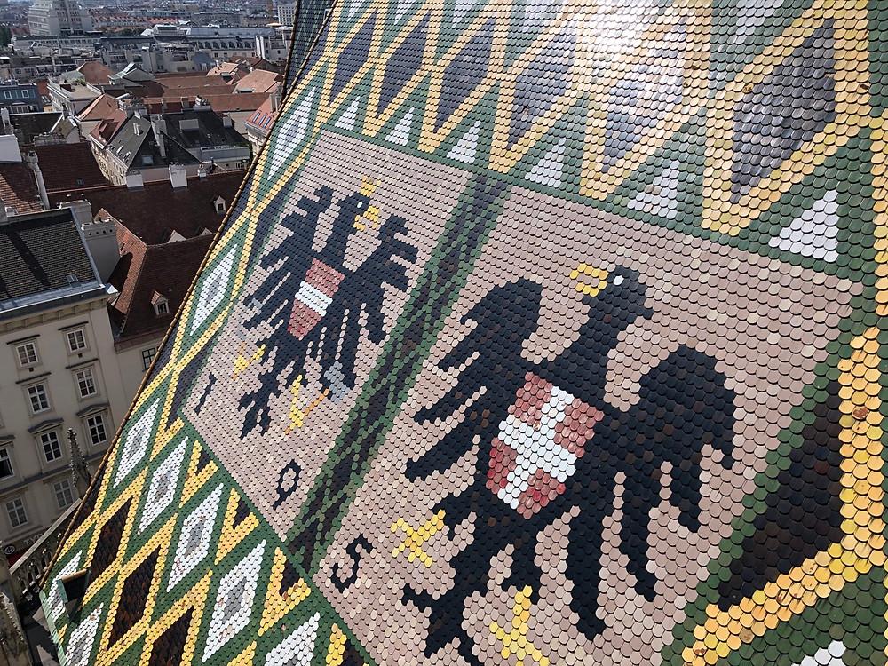 Mosaico Catedral Viena