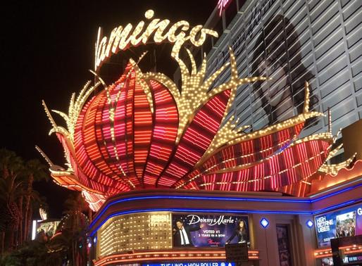 Alojarse en un resort de Las Vegas