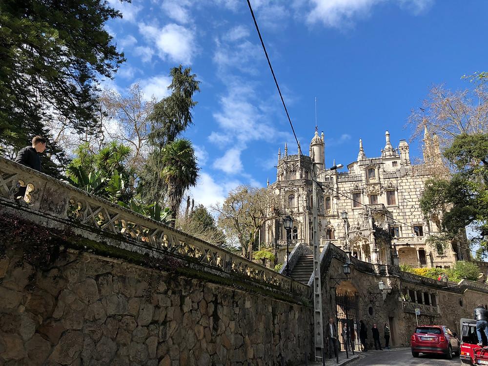 Palacio da Regaleira Sintra