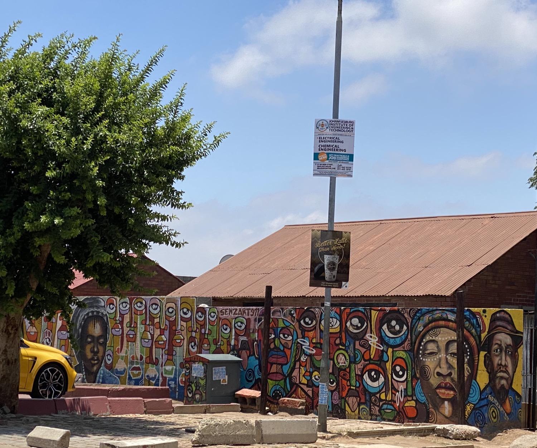 Tour guiado por Soweto