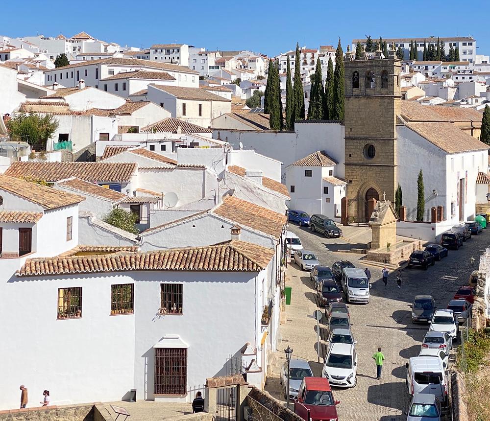 Barrio de Padre Jesús de Ronda