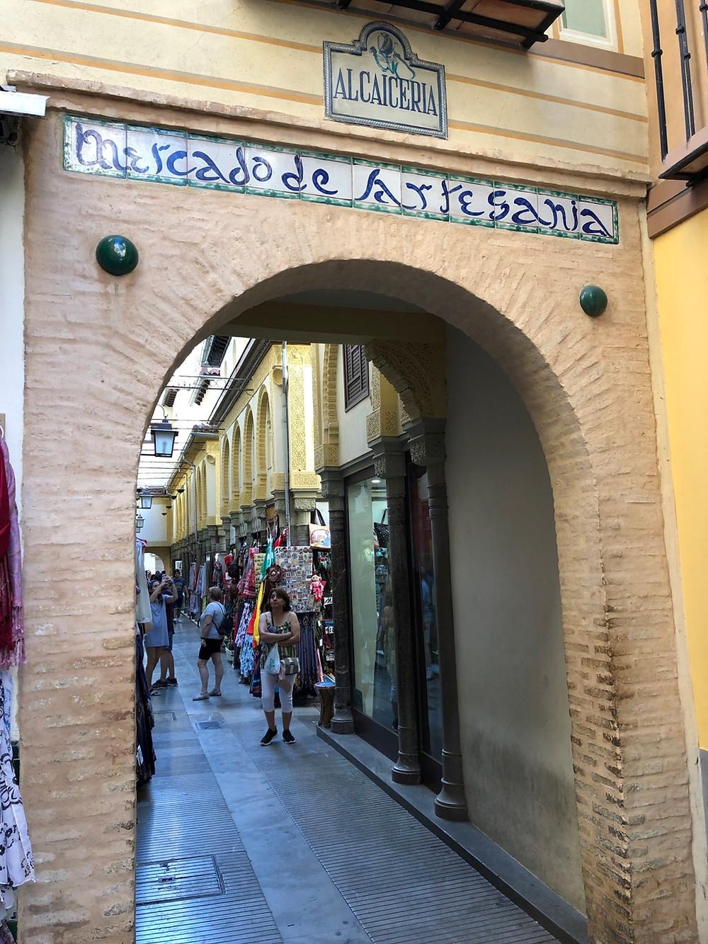 Calle Alcaiceria