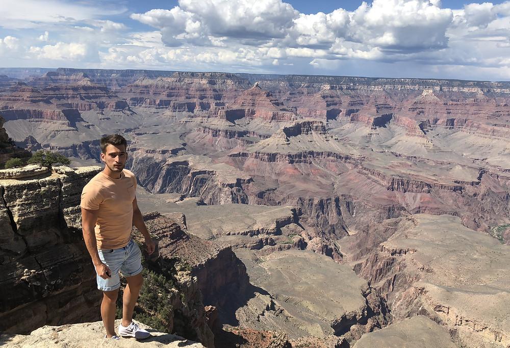 Instagram spots en el Gran Cañón del Colorado