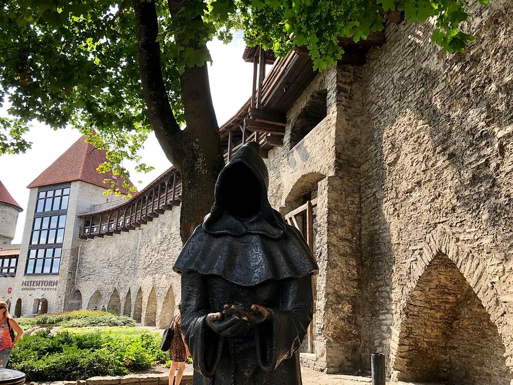Jardín de los Reyes de Dinamarca en Tallin