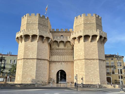 Valencia, la capital del Turia